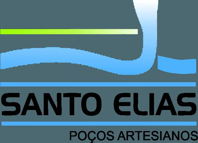 Logo da Santo Elias Poços Artesianos.
