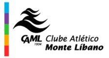 Logo Clube Atlético Monte Líbano.