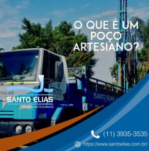 Caminhão da Santo Elias.
